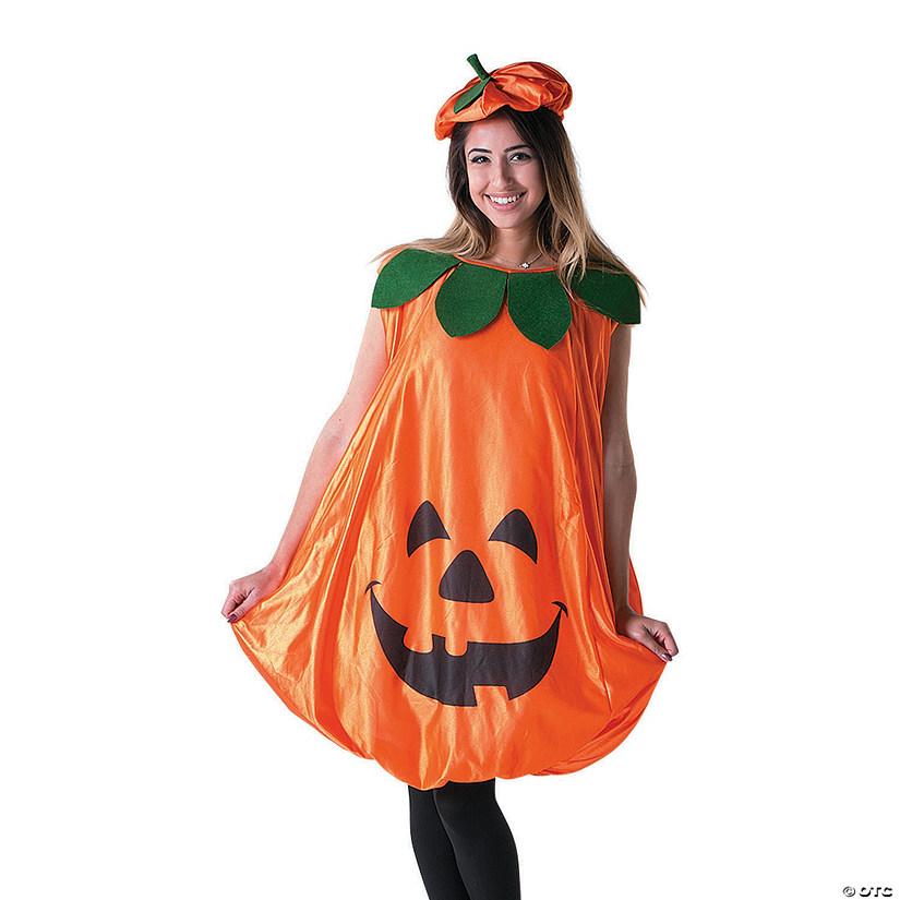 e16612e43a4 Pumpkin Halloween Costume for Adults