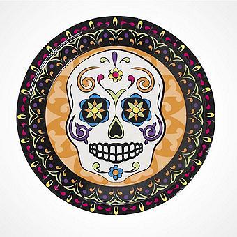 Day of the Dead Skulls, Masks & Decorations, Dia de los Muertos