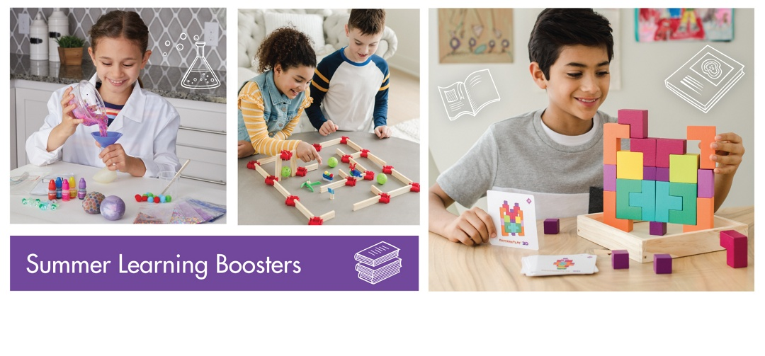 Summer Learning Boosters