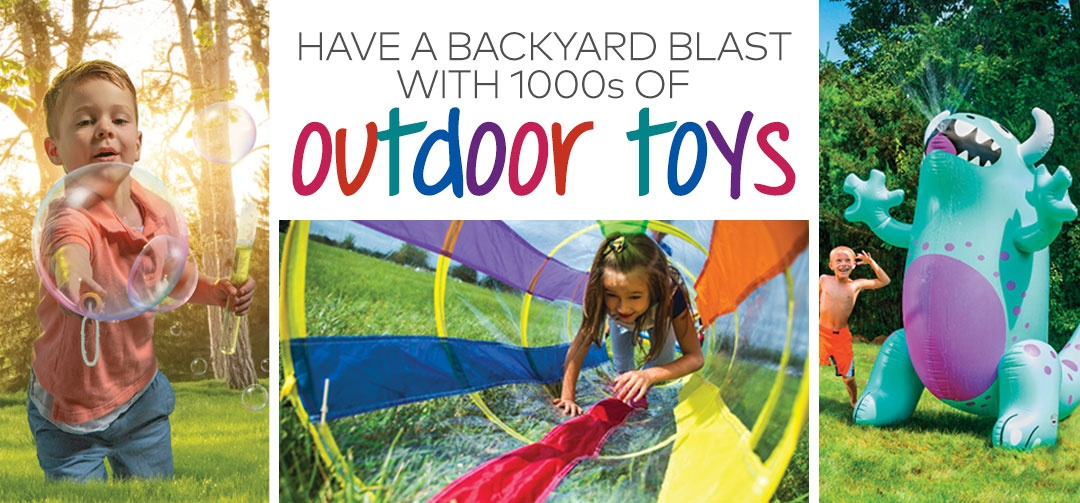 Outdoor Toys Panel
