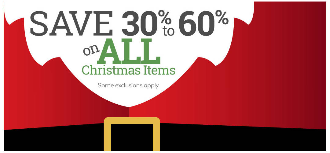 all christmas sale
