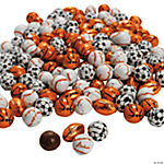 Super Sports Balls Chocolate Candy