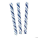 Blue Hard Candy Sticks