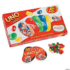 Jelly Belly® UNO™ Game With Candy