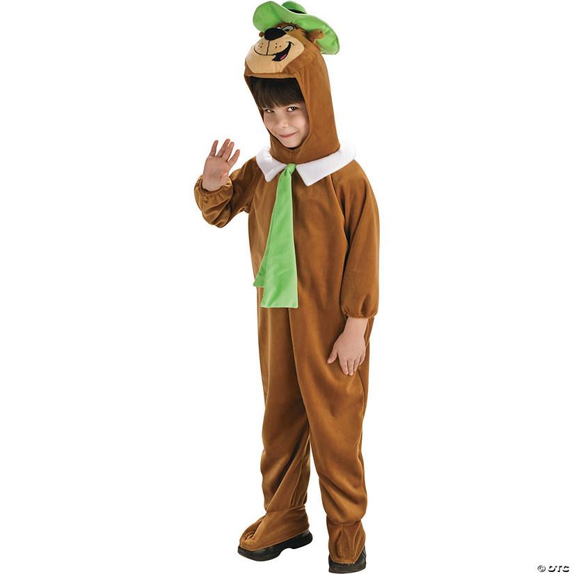 Boy S Yogi Bear Costume