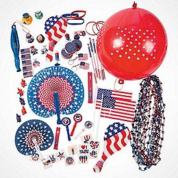 Patriotic Decorations & Party Supplies | Oriental Trading Company