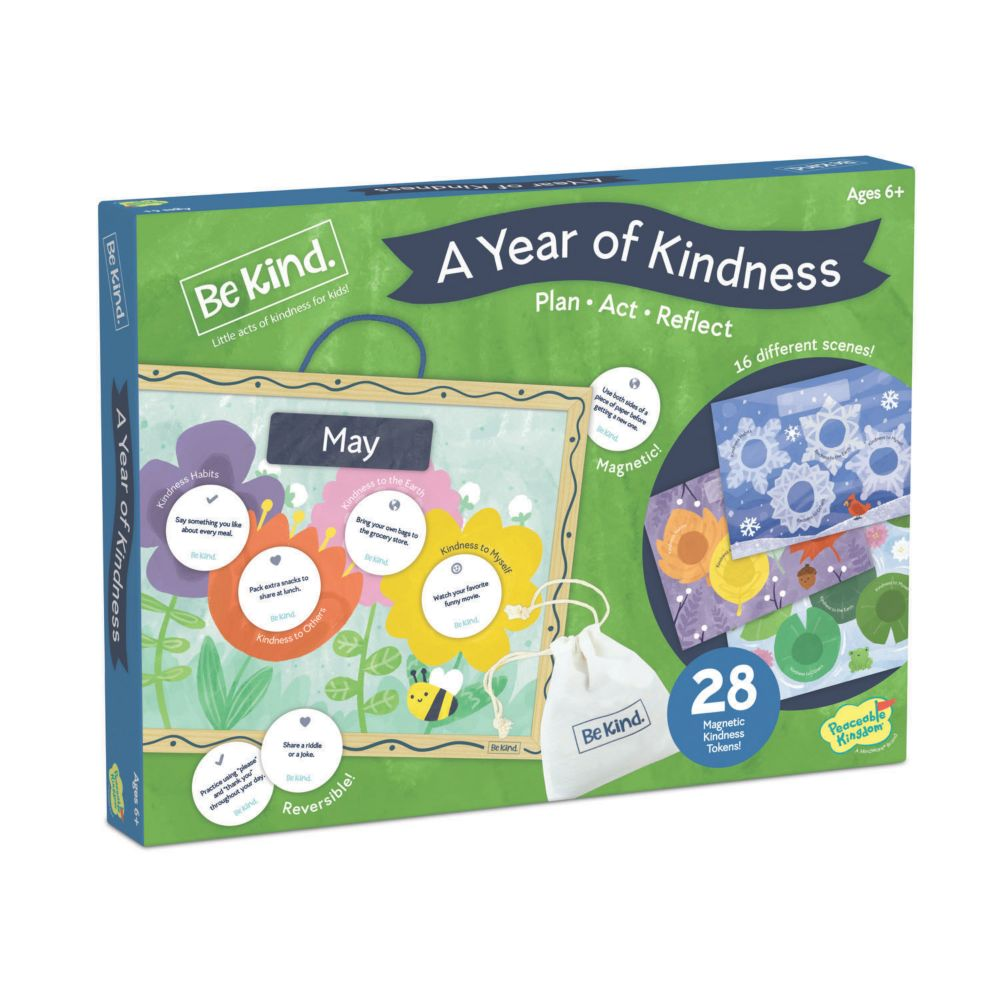 A Year of Kindness Calendar From MindWare