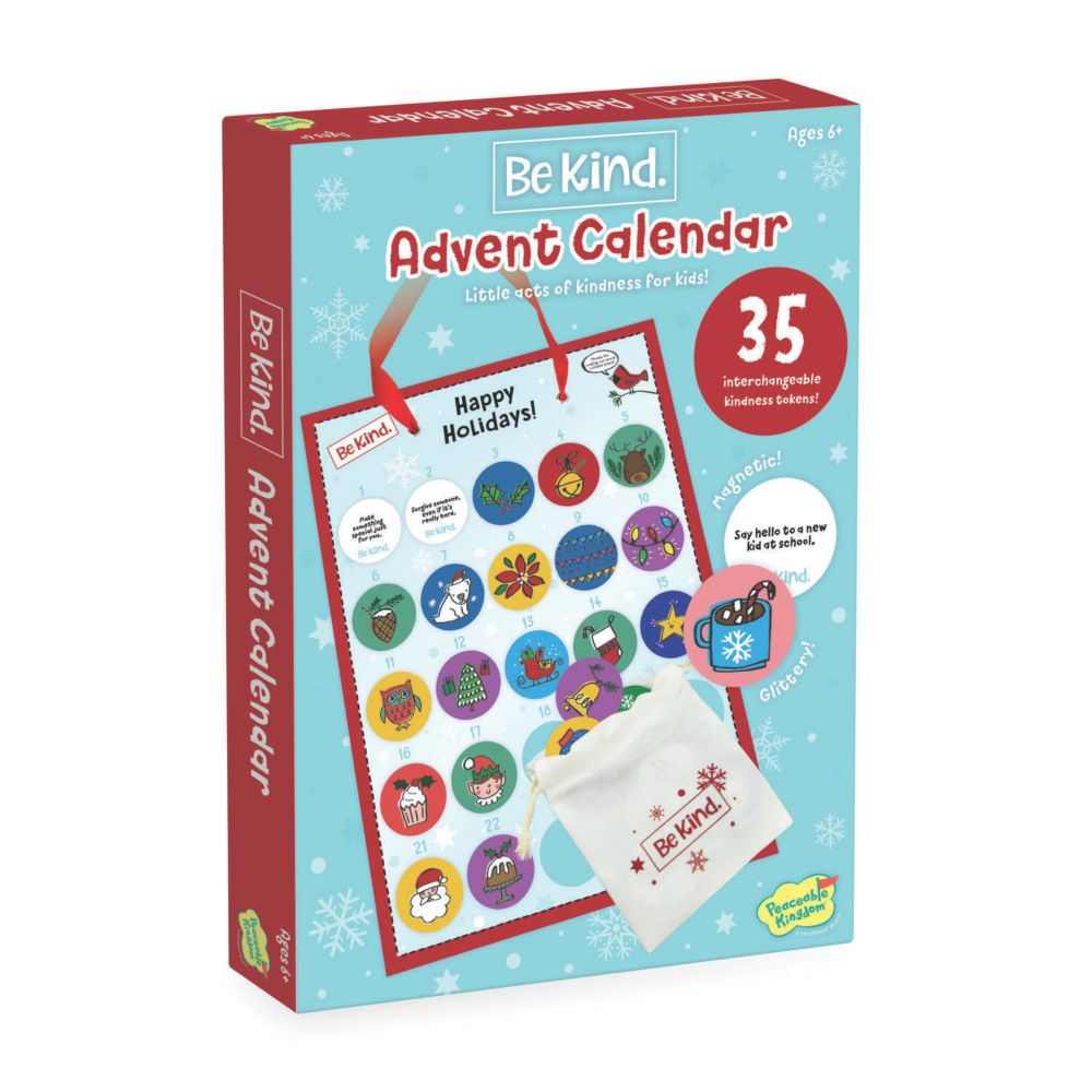 Be Kind Advent Calendar From MindWare