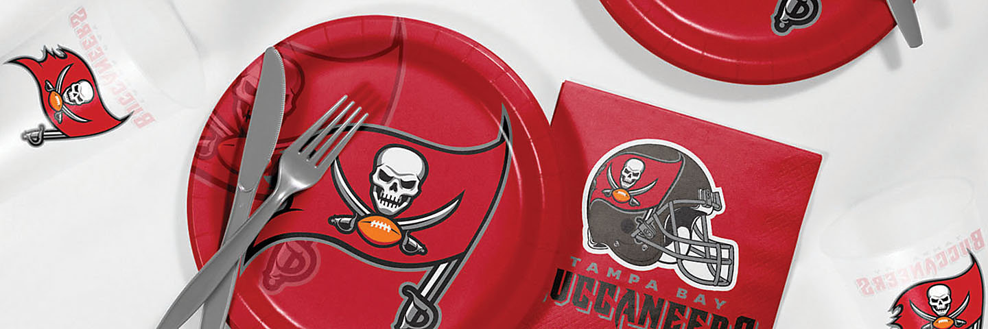 Tampa Bay Buccaneers Tailgate Party Supplies Orientaltrading Com Oriental Trading