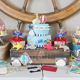 First Birthday Party Supplies Orientaltradingcom