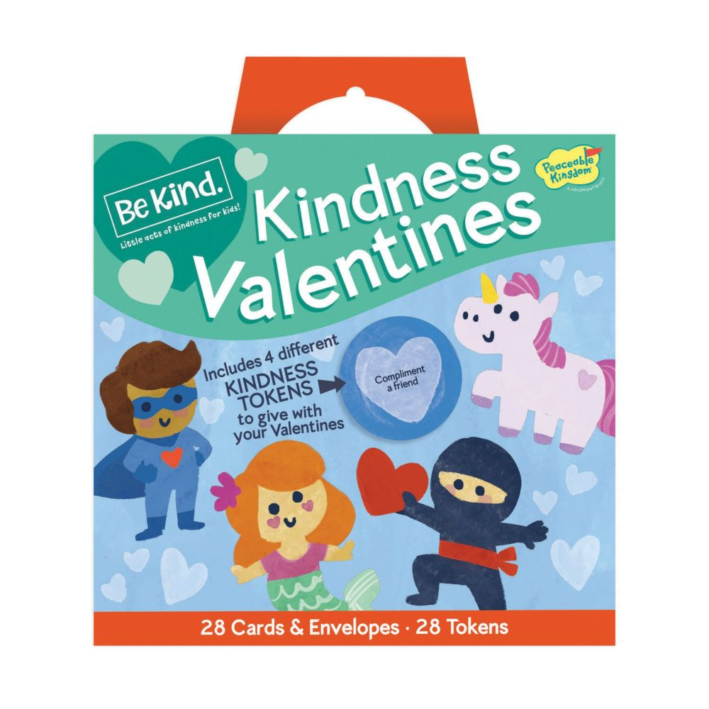 Be Kind Valentine Pack From MindWare