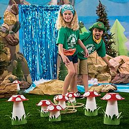 VBS - Vacation Bible School Themes, Games, Crafts & Curriculum